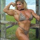 Female Bodybuilder Christi Wolf RM-201 DVD