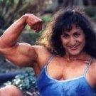 Female Bodybuilder Christine Envall WPW-402 DVD or VHS