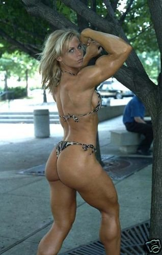Christine roth female bodybuilder - 4 8