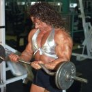 Female Bodybuilder Colette Guimond WPW-502 DVD or VHS