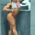 Female Bodybuilder Debi Laszewski WPW-473 DVD or VHS