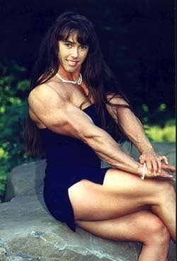 Female Bodybuilder Denise Hoshor Wpw 373 Dvd Or Vhs