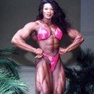 Female Bodybuilder Lesa Lewis WPW-468 DVD or VHS