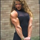 Female Bodybuilder Michele Maroldo WPW-350 DVD or VHS