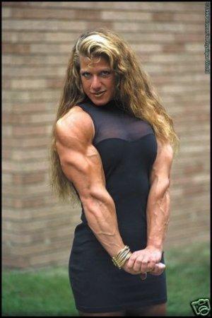 Female Bodybuilder Michele Maroldo WPW-350 DVD or VHS