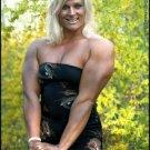 Female Bodybuilder Nuriye Sener-Evans WPW-528 DVD/VHS