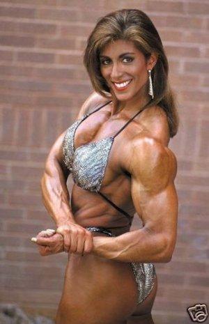 Female Bodybuilder Trish Swander WPW-349 DVD or VHS