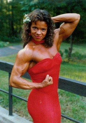 Female Bodybuilder Negrita Jayde WPW-80 DVD