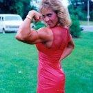 Female Bodybuilder Phyllis Padur WPW-77 DVD