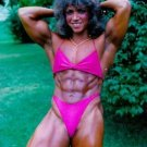 Female Bodybuilder Brenda Herrera WPW-58 DVD