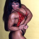 Female Bodybuilder Tazzie Colomb WPW-183 DVD