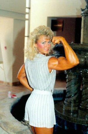 Female Bodybuilders Dodane, Knight & Rodriguez WPW-54
