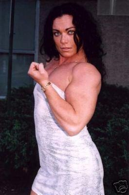 Female Bodybuilders Birtch & Serpa WPW-716 DVD or VHS