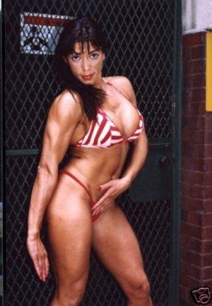 Female Bodybuilder Ma'ayan & Scotti WPW-678 DVD or VHS