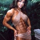Female Bodybuilder Karen Zaremba WPW-674 DVD or VHS