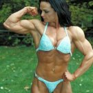 Female Bodybuilder Nicole Ball WPW-670 DVD or VHS
