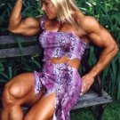 Female Bodybuilder Marja Lehtonen WPW-604 DVD or VHS