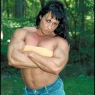 Female Bodybuilder Tazzie Colomb WPW-641 DVD or VHS