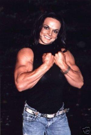 Female Bodybuilder Nicole Ball WPW-653 DVD or VHS