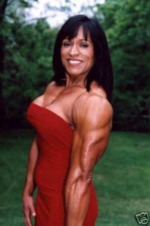 Female Bodybuilder Robin Parker WPW-661 DVD or VHS