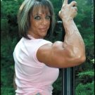 Female Bodybuilder Gerri Deach WPW-639 DVD or VHS