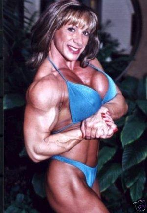 Female Bodybuilder Kathryn Conners WPW-627 DVD or VHS