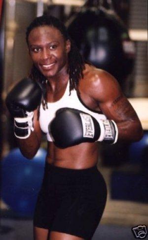 Female Bodybuilder Chevelle Hallback WPW-628 DVD or VHS