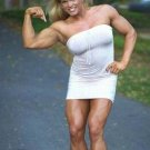 Female Bodybuilder Bethany Howlett WPW-393 DVD or VHS