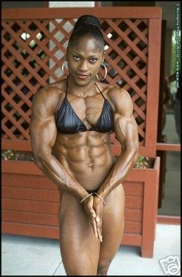 Female Bodybuilder Bramble & Hoyte WPW-288 DVD or VHS