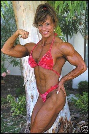 Female Bodybuilder Kelly Felske WPW-348 DVD or VHS