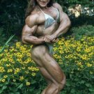 Female Bodybuilder Christine Envall WPW-469 DVD or VHS