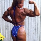 Female Bodybuilder Sharon Robelle WPW-340 DVD or VHS