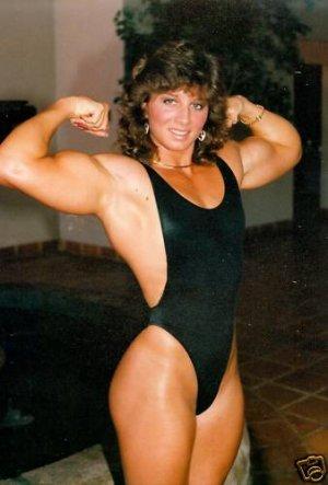 Bodybuilders Kathy Moore & Peggy Bertelsen WPW-56 DVD
