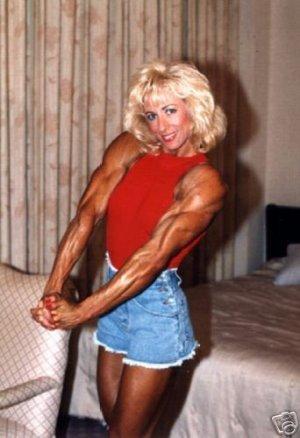 Female Bodybuilder Betty Pariso Ray Martin DVD RM-72
