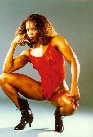 Female Bodybuilder Sha-ri Pendleton WPW-406 DVD
