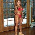 Female Bodybuilder Jennifer Abams WPW-516 DVD or VHS