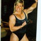 Female Bodybuilder Kris Clark WPW-739 DVD or VHS