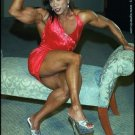 Female Bodybuilder Brenda Raganot RM-218 DVD