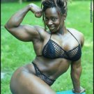 Female Bodybuilder Dayana Cadeau RM-223 DVD