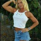 Female Bodybuilder Sherry Lee RM-210 DVD