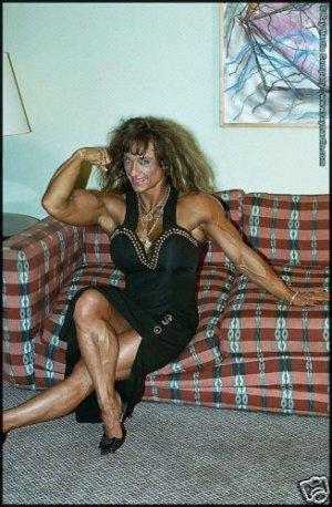 Female Bodybuilders Begly, Miller & Fisher RM-225 DVD