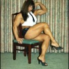 Female Bodybuilder Tazzie Colomb RM-205 DVD