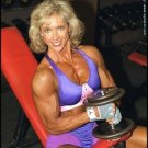 Female Bodybuilder Colleen Fisher RM-196 DVD