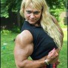 Female Bodybuilder Tami Wooden RM-191 DVD