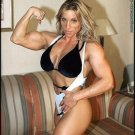 Female Bodybuilder Sheena Bocciolone RM-182 DVD