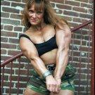 Female Bodybuilder Sharon Robelle RM-190 DVD