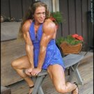 Female Bodybuilder Renee O'Neill RM-188 DVD