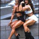 Female Bodybuilders Oriquen & Sanchez RM-158 DVD