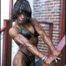 Female Bodybuilder Kim Harris RM-166 DVD