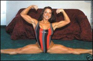 Female Bodybuilders Loicano & Forkner RM-156 DVD